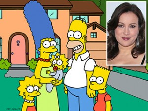 Jennifer Tilly to make guest appearance on The Simpsons.